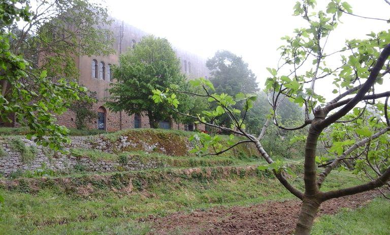 Le monastère de Tibéhirine, en 2016.