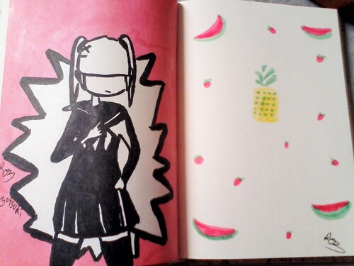 mes dessins n° 61