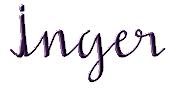 *** 107 - Inger ***