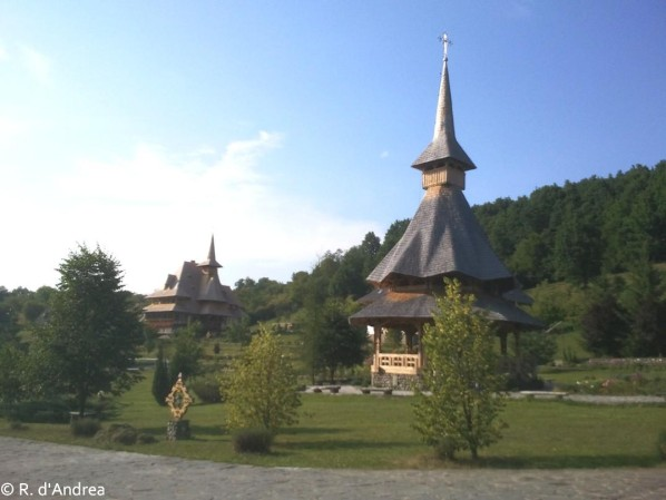 Province de Maramures, Monastère de Bârsana 3