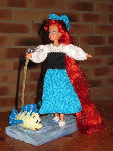 Ariel la petite sirène (2)