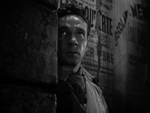 Le traqué, Gunman in the streets, Frank Tuttle, 1950
