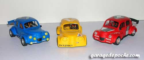 4cv Groupe F Rallye Dinacars