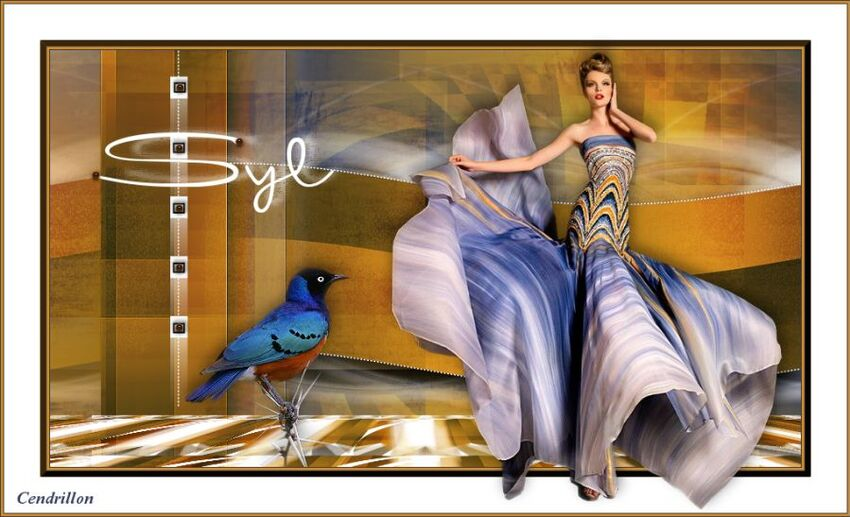Syl - Monaiekje - Traduction Creations Sylvie