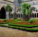 Odilon redon à l'Abbaye de Fonfroide
