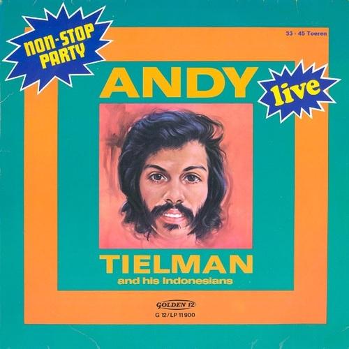 Andy Tielman & The Indonesians - Cuando Sali De Cuba