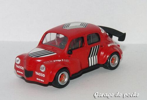 4cv Groupe F Rallye