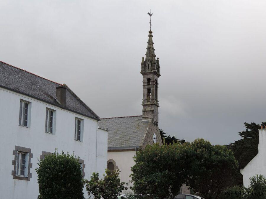 cliques sur la photo  ... Portsall - Finistère