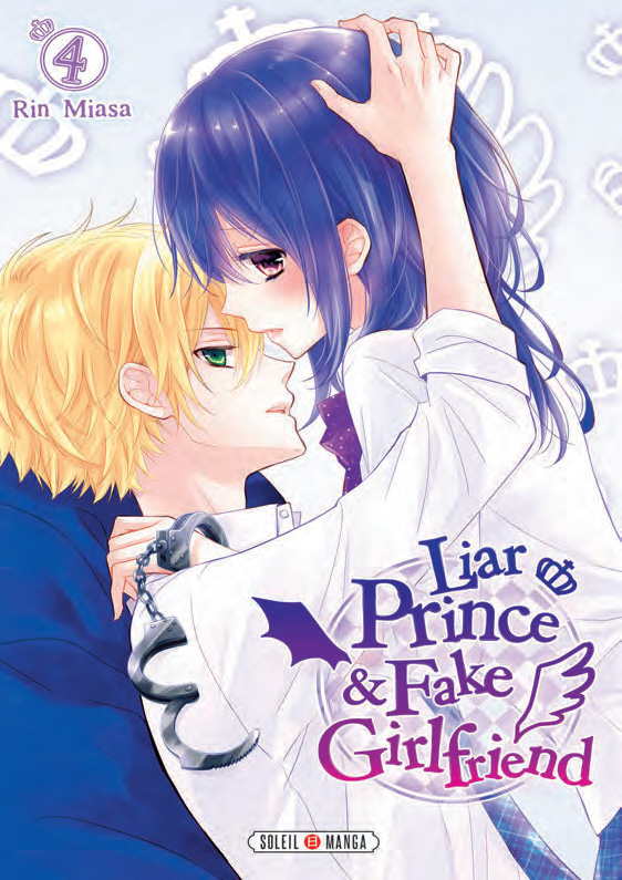 Manga - Manhwa - Liar Prince & Fake Girlfriend Vol.4