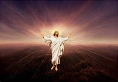 C'est aujourd'hui le jour de l'Ascension.