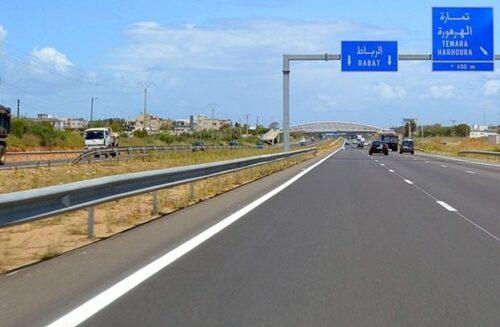 Maroc: bonne nouvelle pour les usagers des autoroutes!