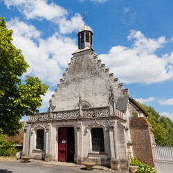 * Bellancourt, chapelle de Monflières