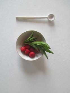 bol et cuillère-grès-Véronique Grandjacques