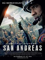 San Andreas affiche