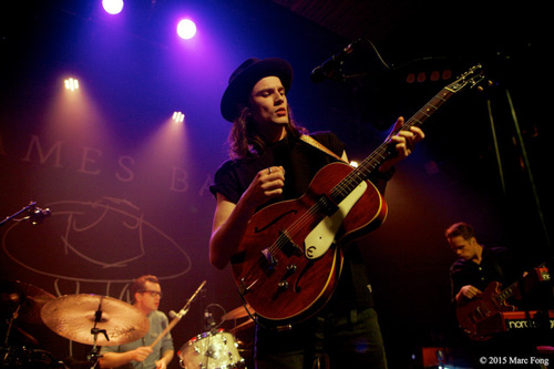 James Bay: Une vague indie-rock de FEU