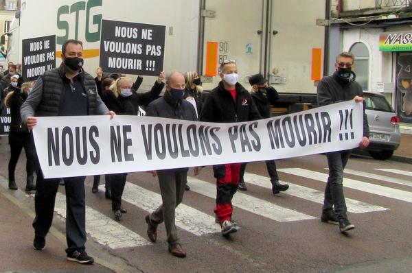 Les Vitrines Châtillonnaises ne veulent pas mourir !