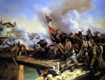 Bonaparte à Arcóle
