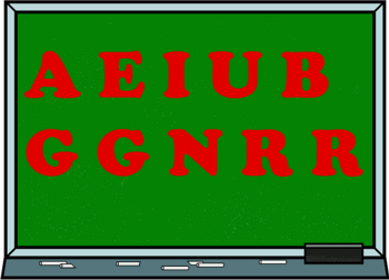 Barguigner (Jeu de lettres n°134)