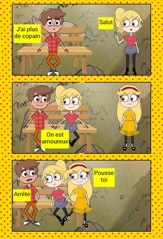 BD réalisées par les élèves