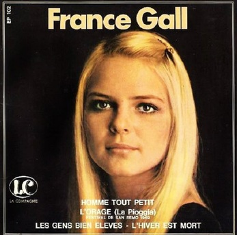 France Gall, 1969