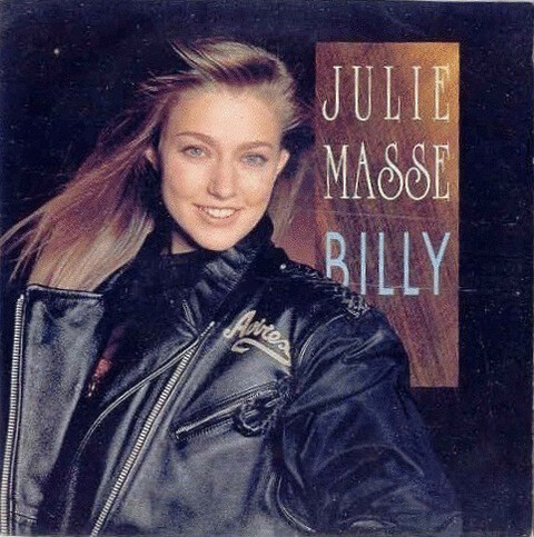 MASSE, Julie - Billy  (Chansons françaises)