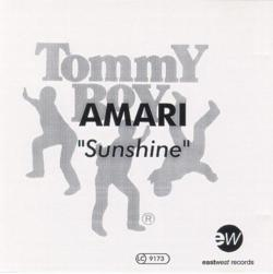 AMARI - SUNSHINE ( Unreleased 1998)