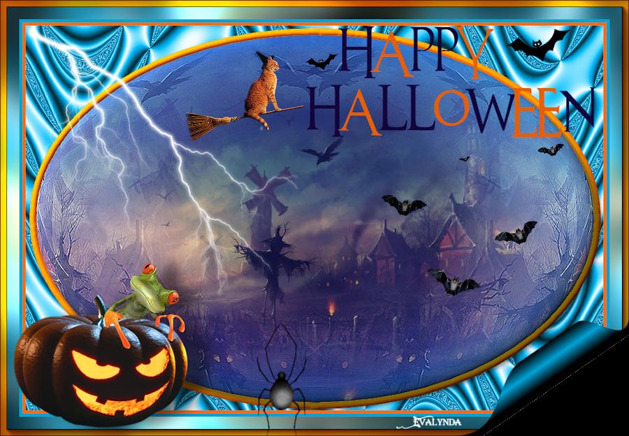 """ Happy Halloween """