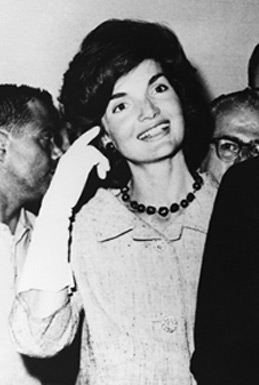 Le collier Sotheby Jackie