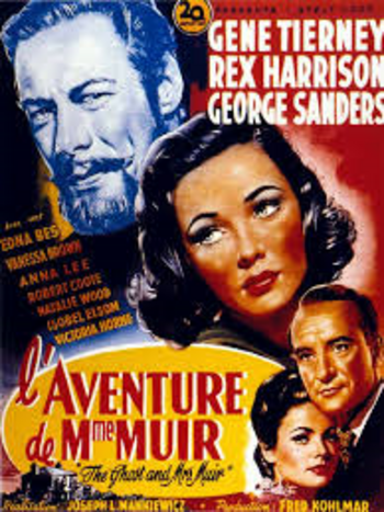 L'Aventure de Madame Muir -