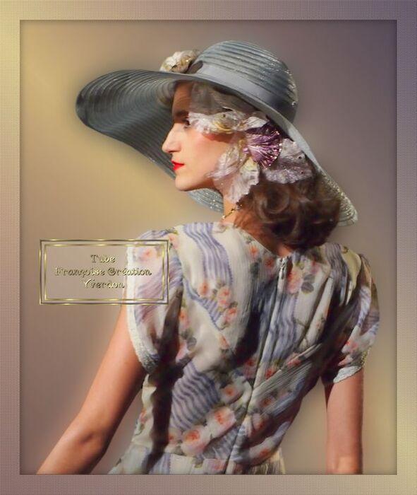 Femmes chapeaux-turbans (41 à 50)