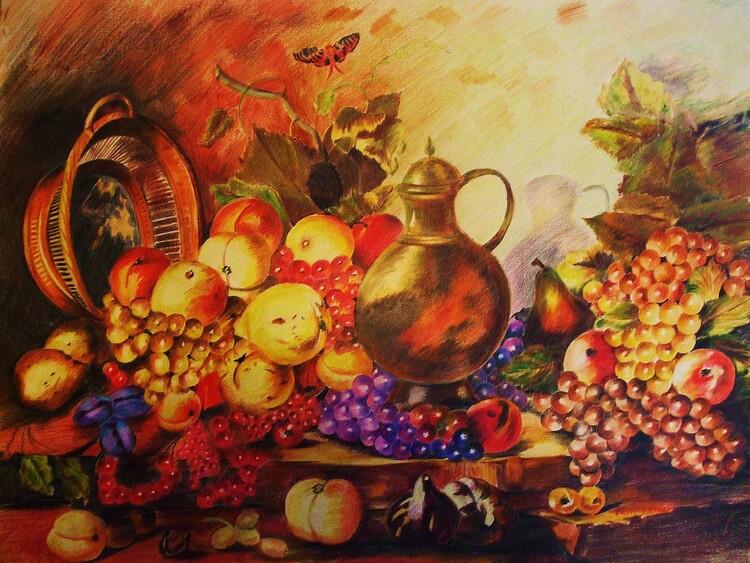Panacée de fruits