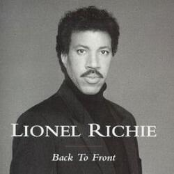 Lionel Richie - Back To Front - Complete CD