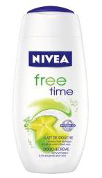Gel douche Time NIVEA