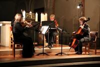 L'oeuvre par le Quatuor de l'Orchestre Hainaut-Picardie