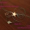 Collier étoile d'Arwen