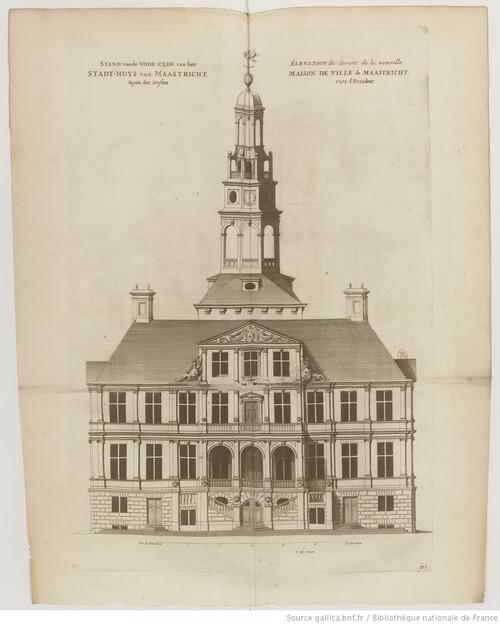 Hôtel de Ville et Perron de Maastricht