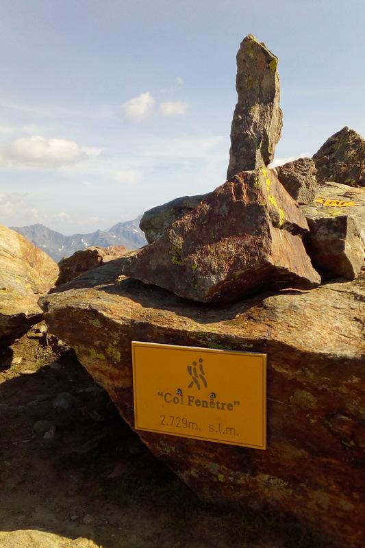 Randonnée au Mont Fallère (5)