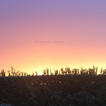 Coucher de soleil du 20 Septembre 2014