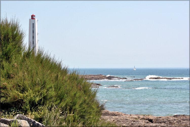 Photo du phare de l'Armendèche (Sables-d'Olonne)
