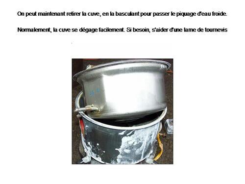 reparation boiler truma