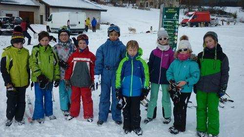Le ski de fond à Autrans