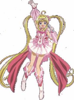 Princesse a la perle rose