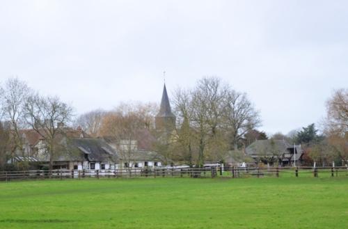 Calvados - Tourgéville