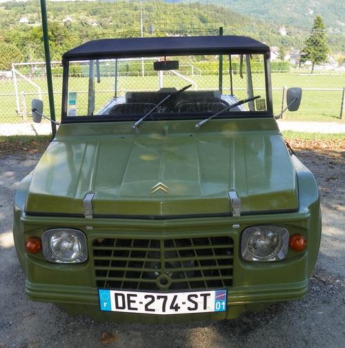 6ème rassemblement des véhicules anciens et youngtimers ( 1 )