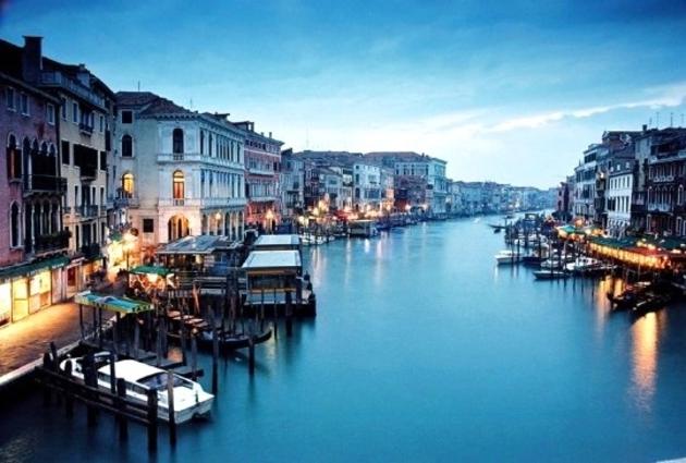 Et maintenant : Venise !
