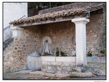 Fontaine route de Carpentras