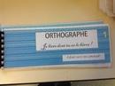 Le livre dont tu es le héros: Orthographe