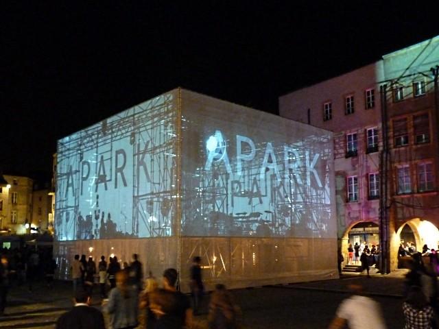 Nuit Blanche 2011 Metz 5 Marc de Metz 1