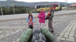 Les aventures de Milyne en Equateur
