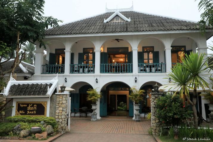 Villa Santi, Luang Prabang, Laos